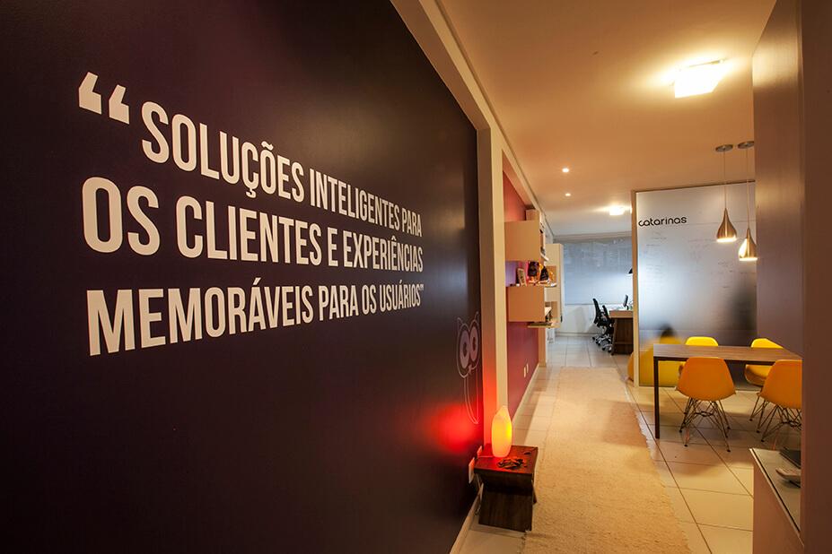 design de escritório